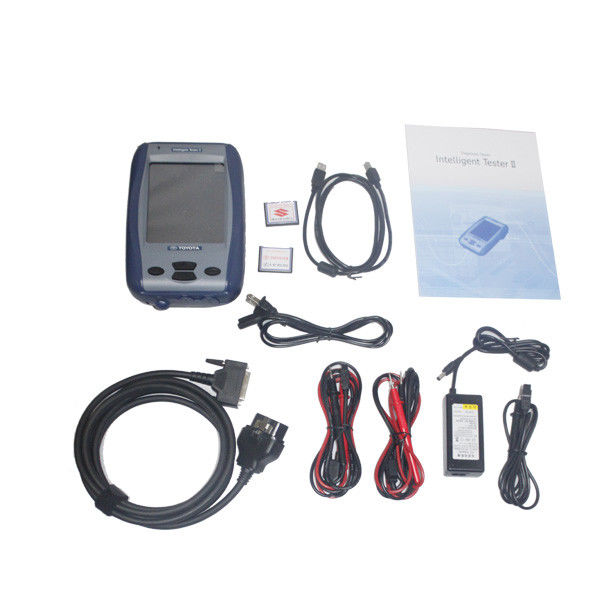 Toyota IT2 Toyota Tester II Auto Diagnostic Tools With Suzuki V2012.12